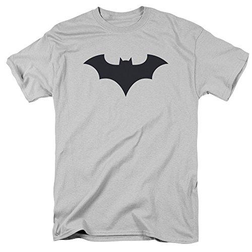 (Batman New 52 Logo Symbol T-shirt (Large))