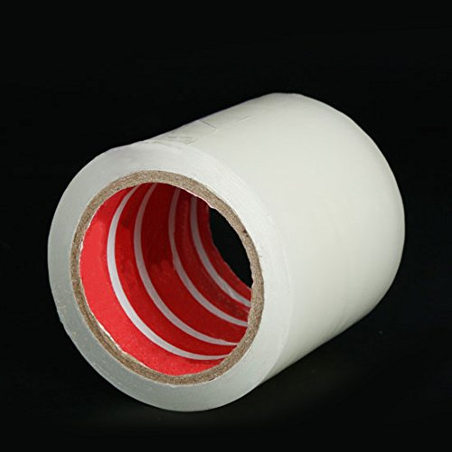 Greenhouse Plastic Polyethylene Film Anti-drip Repair Tape, White (3''x66') by Agfabric