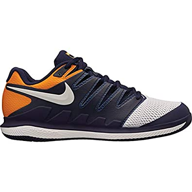 Image Unavailable. Image not available for. Color  Nike Air Zoom Vapor X HC  400 Blue Orange 5f3181309
