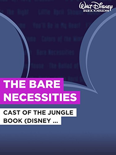 The Bare Necessities -