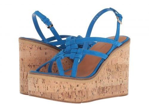 復活する設置バーClergerie(クレジュリー) レディース 女性用 シューズ 靴 サンダル Valia - Blue [並行輸入品]