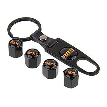 Amazon.com: tkxt Universal negro rueda del neumático de ...