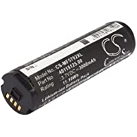 smavco bundle Replacement 40115125.00 Battery for AT&T MiFi Liberate 4G Mobile Hotspot MIFI5792 Plus Stereo Audio Cable, 3000mAh