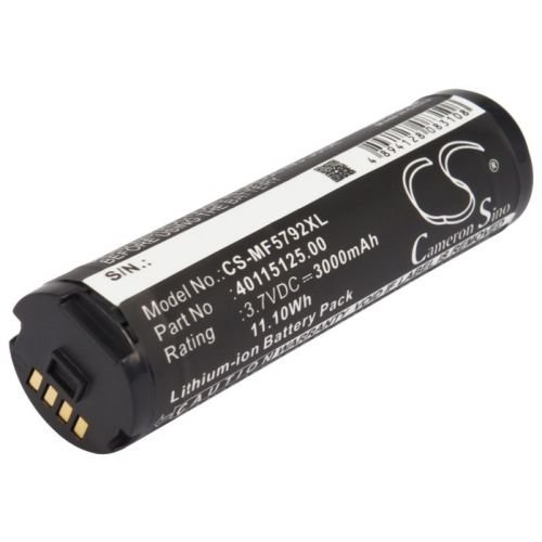 Smavco bundle Replacement 40115125.00 Extended Battery fo...