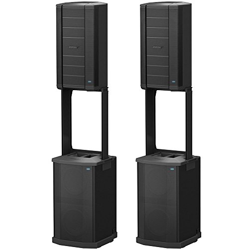 (Bose F1 Model 812 | Flexible Array Dual System Loudspeaker and Subwoofer)