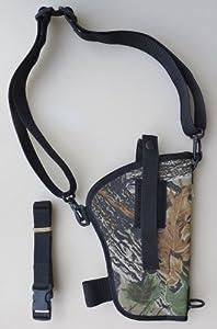 Federal Scope Shoulder Holster 5 1/2-6 1/2 Barrels Bandolier Style