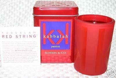 Slatkin & Co. Passion Kabbalah Candle
