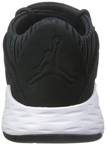 blanc Gymnastikschuhe Jordan Nike Faible Formule Noir Schwarz noir Herren 23 SHTzwSq
