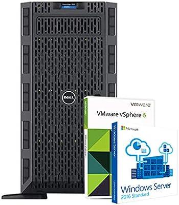 Amazon com: PowerEdge T630 Virtualization Server, 2 x Intel