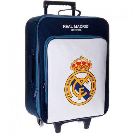 Real Madrid - Equipaje infantil Azul azul 1