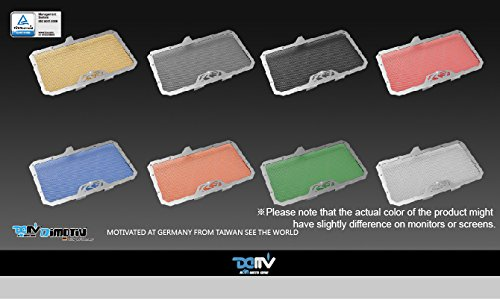 Dimotiv DMV ラジエタープロテクティブカバー スタンダード(Standard Radiator Protective Cover )YAMAHA YZF-R25 / YZF-R3 グリーン DI-RPC-YA-08-D   B01CCDIGIA