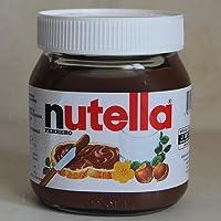 Ferrero 费列罗 能多益 NUTELLA 榛子巧克力酱系列 (巧克力酱350g)