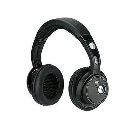 Motorola S805 Bluetooth DJ Headphone Negro Circumaural auricular - Auriculares (Circumaural, Inalámbrico, Bluetooth