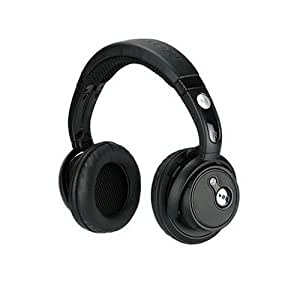 Motorola S805 Bluetooth D.J. Style Stereo Headset (Discontinued by Manufacturer)