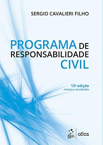 Programa Responsabilidade Civil Sergio Cavalieri ebook