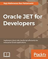Oracle JET for Developers Front Cover