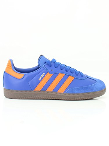 3 Caramel Orange Adidas 2 40 Samba Shoes Size Og Blue Iqwz7Xw