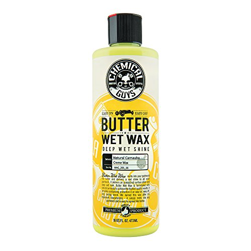 Price comparison product image Chemical Guys WAC_201_16 Butter Wet Wax (16 oz)