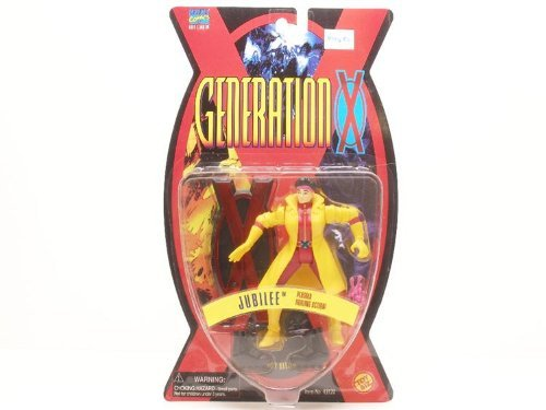 Toy Biz Marvel X-Men Generation X Jubilee Action Figure 5 Inches