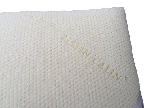 Lot de 2 oreillers mémoire de forme 55 x 55 cm