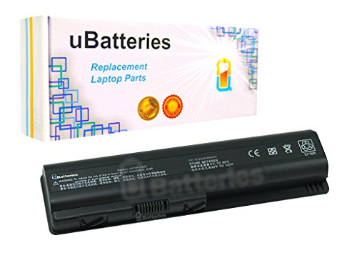 1130ca Battery - UBatteries Compatible 48Whr Battery Replacement For HP dv5-1127cl dv5-1128ca dv5-1130ca dv5-1130tx dv5-1132us dv5-1133ca dv5-1134ca - (4400mAh, 6 Cell)