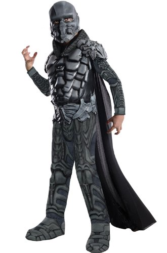 Man of Steel Deluxe Child's General Zod Costume, (General Zod Costume Design)
