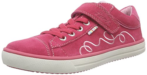 Lurchi Mädchen Shaggy II Low-Top Pink (fuchsia 43)
