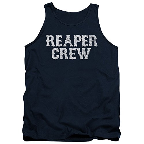 Sons of Anarchy TV Show Reaper Crew Adult Tank Top Shirt