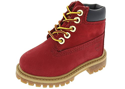Toddlers Timberland 6 Patriotic Red