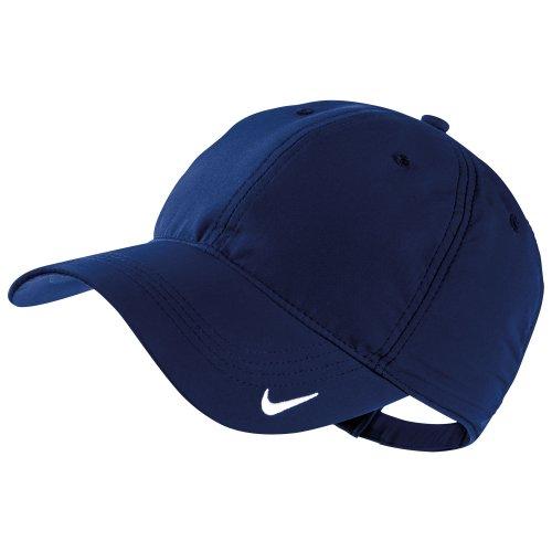 Nike Tech Blank / Plain Sports Cap (One Size) (Navy)