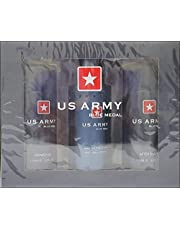 Ron Marone's US Army Blue 3 Piece Fragrance Gift Set for Men, 3 count