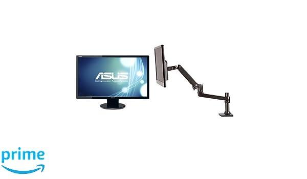 "ASUS VE248H 24/"" Full HD 1920x1080 2ms HDMI DVI VGA Back-lit LED Monitor 24-Inch"