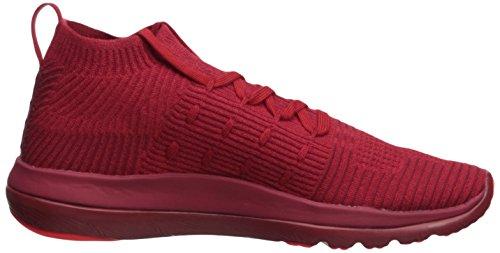 Under Armour UA Slingflex Mid, Chaussures de Running Homme Rouge (Pierce 600)