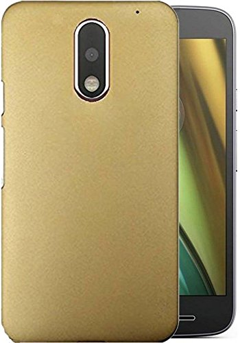 cheaper f6bcd 17f1d Johra Moto E3 Power Back Cover - Gold Golden: Amazon.in: Electronics