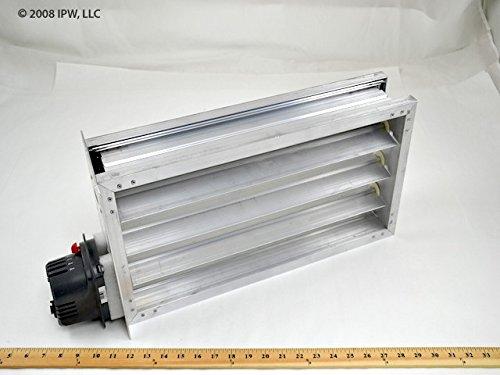 Honeywell ZD20X10TZ - 24V Parallel Blade Zone Damper ()
