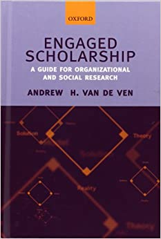 Book Engaged Scholarship: A Guide for Organizational and Social Research