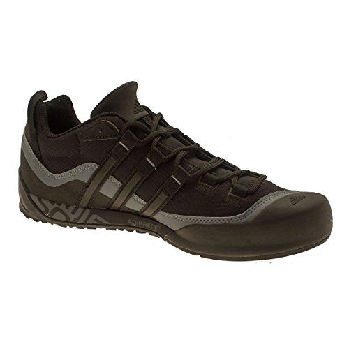 Negro Zapatillas de Deporte adidas Solo Terrex Exterior Swift Hombre para zZxxtvOq