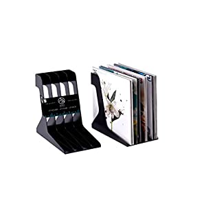 Audio Anatomy LP Rack Display Stand for Vinyl Records