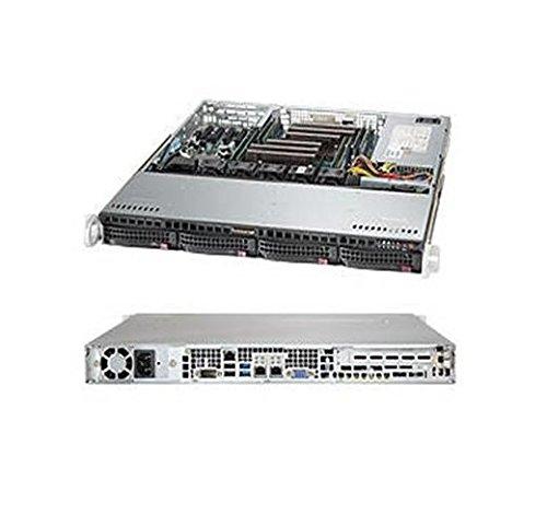 Supermicro Super Server Barebone System Components SYS-6018R-TD8