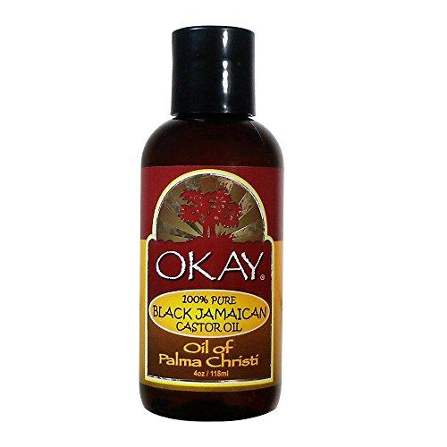okay jamaican black castor oil - 1