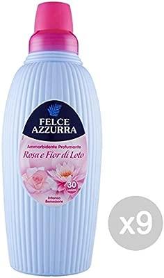 Felce Juego 9 Azul suavizante 2 l Intenso Benessere detergente ...