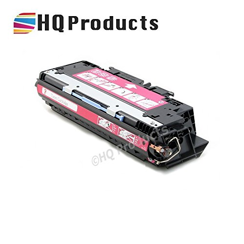 HQ Products Remanufactured Replacement for HP 308A Magenta (Q2673A) Toner Cartridge for HP Color LaserJet 3500, 3500N, 3550, 3550N Series Printers.