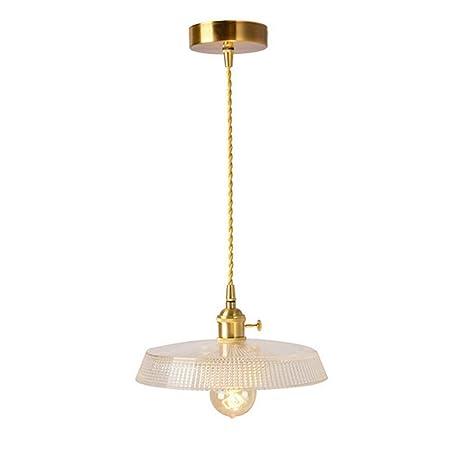 Mr. Fragile Lámpara Colgante Vintage, lámpara de Techo ...