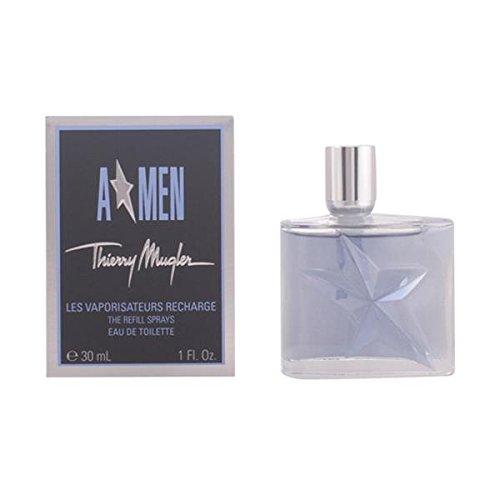 Angel By Thierry Mugler 1 oz Eau De Toilette Spray Refill For Men