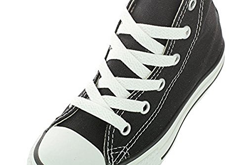 Converse Boys' Chuck Taylor All Star Core Hi (Little Kid), Black 2.5 M US ()