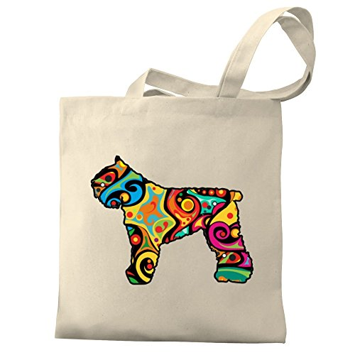 Flandres Eddany Canvas Bouvier Psychedelic Bag Eddany Psychedelic Des Tote gHqXgax
