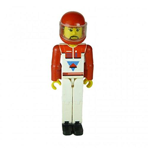 Lego® 1 x Rennfahrer Figur Baukästen & Konstruktion