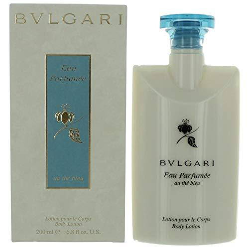 - Bvlgari Eau Parfumée Au Thé Bleu Body Lotion, 6.8 oz