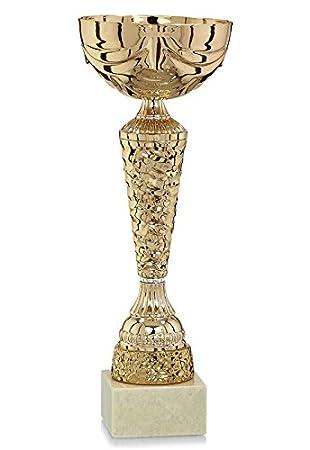 S.B.J Sportland Pokal Silber mit Gold