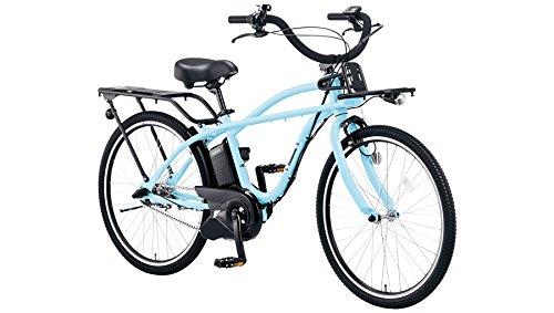 Panasonic(パナソニック) 2018年モデル BP02 26インチ BE-ELZC63A 電動アシスト自転車 専用充電器付 B07DVHZWWK  V:ショアブルー